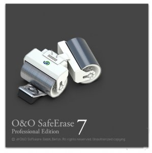 O&O SafeErase Professional 7.0 Build 155 RePack by D!akov [Ru/En]