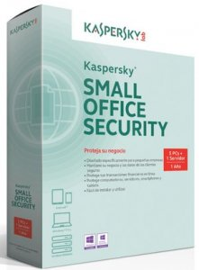 Kaspersky Small Office Security 13.0.4.233 (a) (2014) Русский