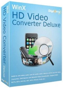WinX HD Video Converter Deluxe 5.0.3.181 Build 24.01.2014 (2014) Русский + Английский