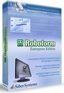 AI RoboForm Enterprise 7.9.3.5 [Multi/Ru]
