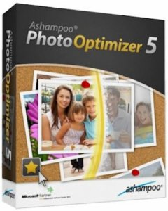 Ashampoo Photo Optimizer 5 5.7.0.3 RePack (& Portable) by KpoJIuK [Ru/En]