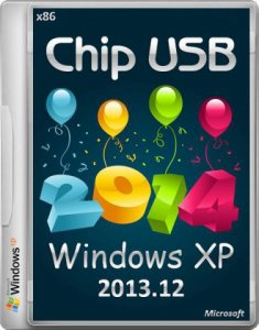 Chip XP USB 2013.12 [Ru] (x86) [2014]