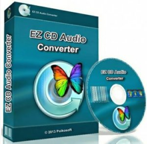 EZ CD Audio Converter 2.0.3.1 Ultimate (x86) [Multi/Ru]