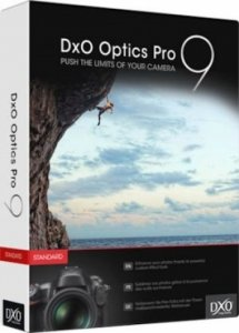 DxO Optics Pro 9.1.2 Build 1694 Elite RePack by D!akov [Ru/En]