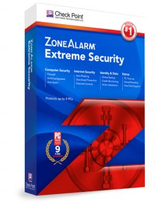 ZoneAlarm Extreme Security 12.0.118 [En]