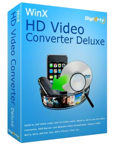 WinX HD Video Converter Deluxe v5.0.3.181 Build 27.01.2014 Final + Portable by Kensey (2014) ������� + ����������