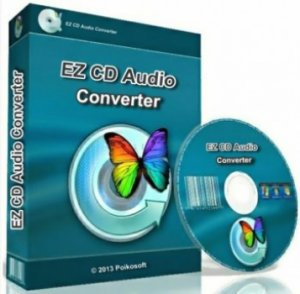 EZ CD Audio Converter 2.0.4.1 Ultimate (x86) [Multi/Ru]
