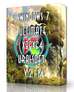 Windows 7 (x86x64) Ultimate UralSOFT v.2.1.14 (2014) Русский