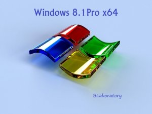 Windows 8.1 Pro BLaboratory (x64) (07.02.2014.) Русский