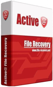 Active@ File Recovery 12.0.5 x86+x64 (2014) Английский