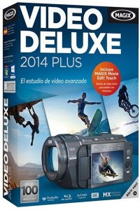 MAGIX Video Delux 2014 Plus 13.0.2.8 (UDC2) [Ru]