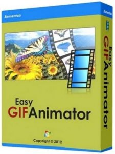 Easy GIF Animator 6.1.0.52 [Multi/Ru]