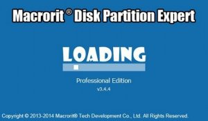 Macrorit Disk Partition Expert 3.4.4 Pro + Portable [En]