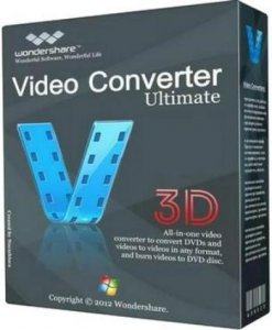 Wondershare Video Converter Ultimate (Portable) 6.8.0 [Ru]