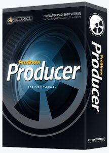 Photodex ProShow Producer 6.0.3410 [Ru/En] RePack by D!akov