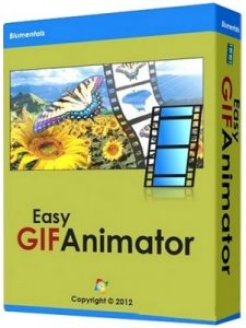 Easy GIF Animator 6.1 Portable by Dilan [Multi/Ru]
