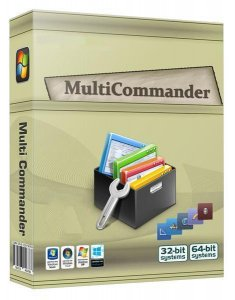 Multi Commander 4.1.0 Build 1620 Final + Portable Official [Multi/Ru]