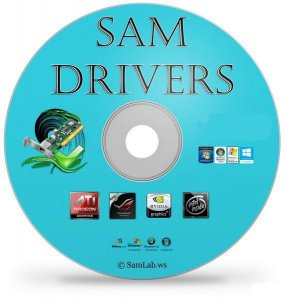 SamDrivers 14.2.2 DVD Edition 14.2.2 [Ru/En]