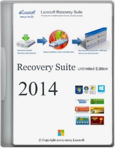 Lazesoft Recovery Suite Unlimited Edition 3.5.1 [En]