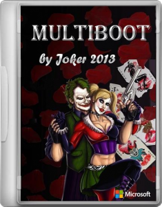 MultiBOOT by Joker 2013 v2.1 (2014) Русский