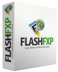 FlashFXP 4.4.4 Build 2038 Stable + Portable [Multi/Ru]