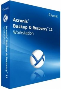 Acronis Backup Workstation / Server 11.5 Build 38573 + Universal Restore + BootCD [Ru]