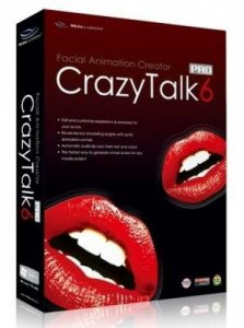 CrazyTalk PRO 6.21 Build 1921.1 [Eng/Rus]