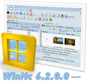 WinNc 6.2.0.0 [Multi/Ru]