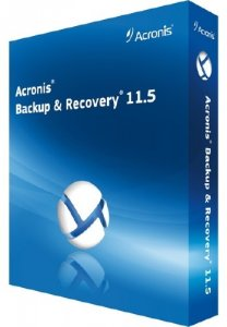 Acronis Backup 11.5 Build 38573 Portable by Dilan [Ru]