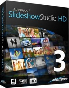 Ashampoo Slideshow Studio HD 3 3.0.3.3 Portable by Dilan [Multi/Ru]