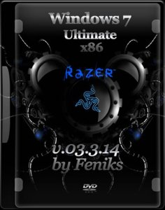 Windows 7 Ultimate by Feniks v.03.3.14 (x86) (2014) [Ru]