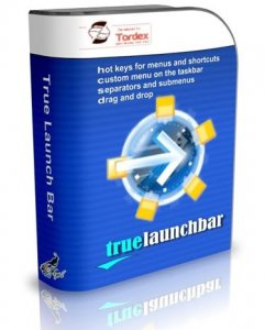True Launch Bar 6.6.0.0 [Multi/Ru]