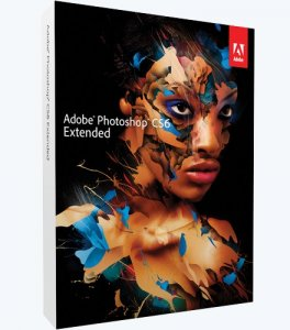 Adobe Photoshop CS6 (v13.0.1.3) Extended RUS/ENG Update 4 by m0nkrus & PainteR (2014)