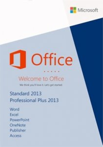 Оригинальные Microsoft Office 2013 Standard / Professional Plus SP1 VL 15.0.4569.1506 (x86/x64) [Ukr]