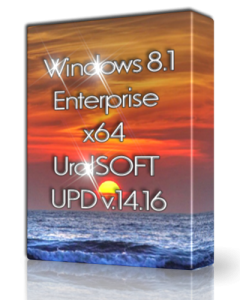 Windows 8.1 x64 Enterprise UralSOFT UPD v.14.16 (2014) Русский