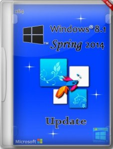 Microsoft Windows 8.1 Spring Update by adguard (x64) (2014) [ENG-RUS]