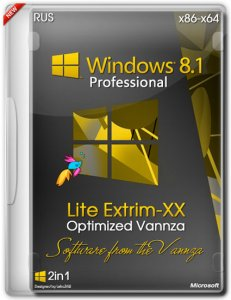 Windows 8.1 Pro Extrim-xx Optimized Vannza (x86-x64) (2014) [Ru]