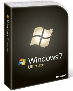 Windows 7 SP1 Ultimate NeleGal Edition v2.4 (x86-x64) (2014) [Rus]