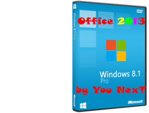Windows 8.1 Professional & Office2013 by You NexT (2.0) (x64) [19.03.2014] [RUS]