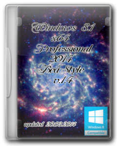 Windows 8.1 Pro BeaStyle v.1.4 (x64) (2014) [Rus]