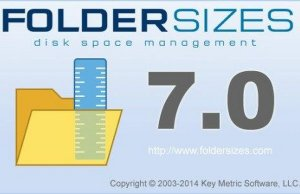 FolderSizes 7.0.58 Enterprise Edition Portable by bumburbia [Ru]