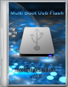 Multiboot USB Flash NeleGal Edition UEFI Final v3.0 [Ru]