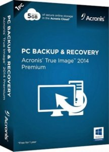 Acronis True Image 2014 Standard | Premium 17 Build 6673 RePack by D!akov + Media Add-ons [Ru]