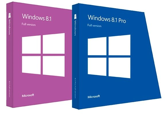 Windows 8.1 Pro VL with Update MSDN (x86-x64) (2014) [Rus]
