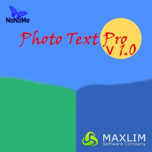 Photo Text Pro [v.1.0] (2014) Русский