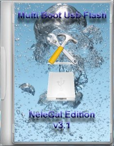 Multiboot USB Сonstructor NeleGal Edition UEFI v3.1 [Ru]