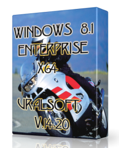 Windows 8.1 x64 Enterprise UralSOFT v.14.20 (2014) �������