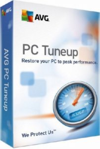 AVG PC TuneUp 2014 14.0.1001.380 Portable by PortableXapps [Multi/Ru]