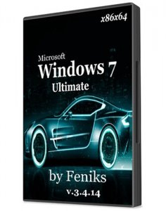 Windows 7 Ultimate by Feniks v.3.4.14 (x86x64) (2014) [Rus]