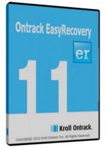 Ontrack EasyRecovery Enterprise 11.1.0.0 RePack (& portable) by KpoJIuK [Multi/Ru]